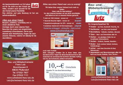 Lutz-flyer-400 in Mehrwert für Handwerker